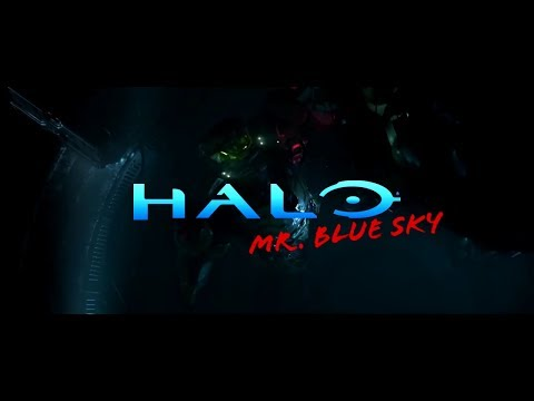 "Halo - ""Mr. Blue Sky"" (Music Video) (Electric Light Orchestra)"