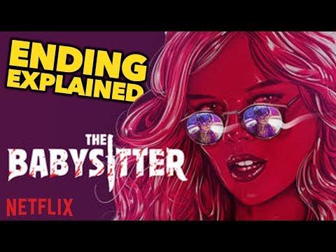 THE BABYSITTER (2017) Netflix, Ending Explained