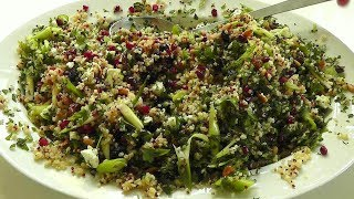 Quinoa Healthy Food Simple Delicious Recipe Perfect With Meat Or Fish