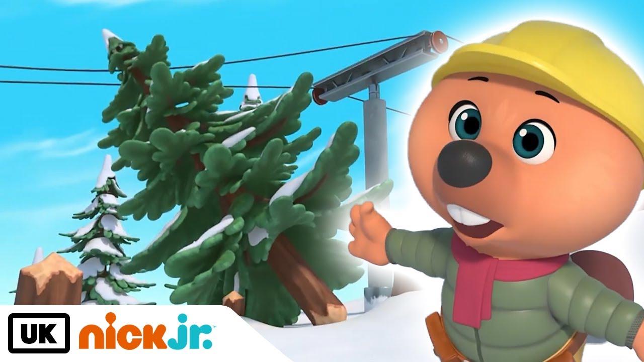 Top Wing   Swift's Snowboarding Rescue!   Nick Jr. UK