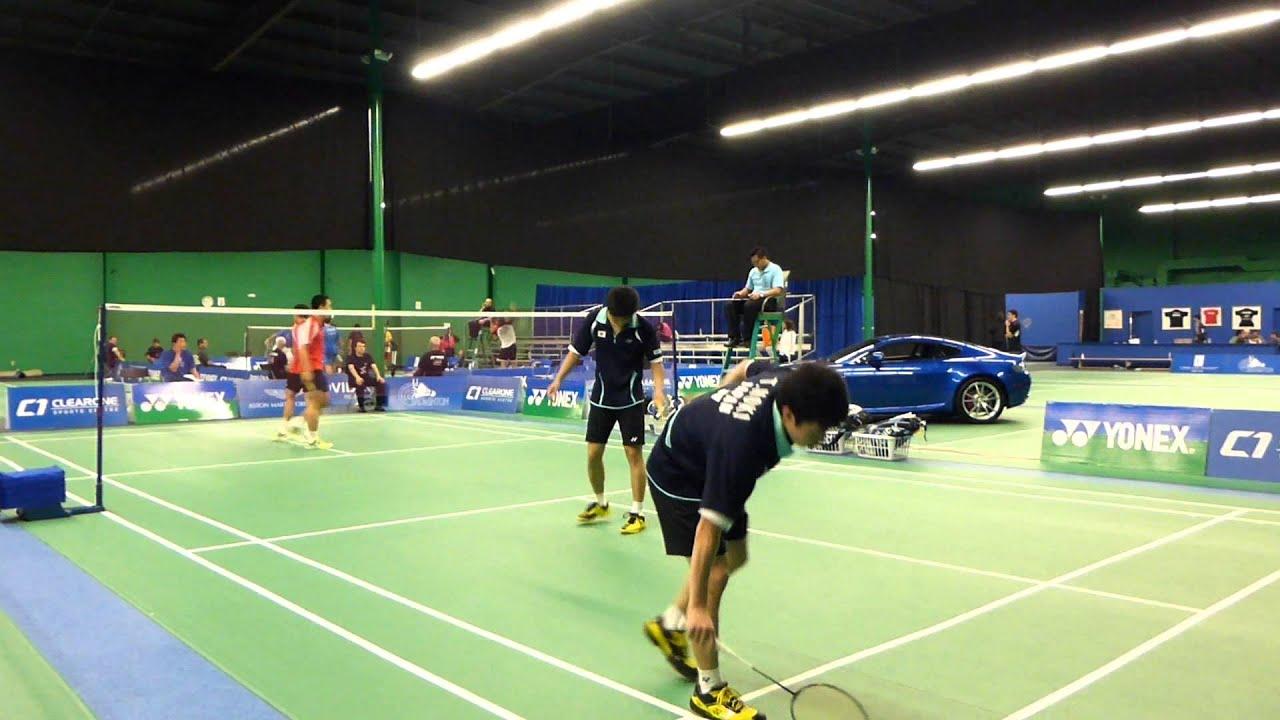 Quarterfinal MD G1 Adrian Liu Derrick Ng CAN vs Takuro Hoki Yugo