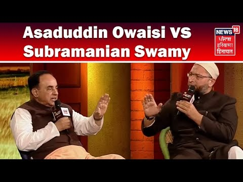Asaduddin Owaisi vs