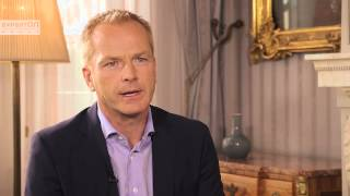 Christian Wirth (T-Systems) im Strategiegespräch mit Experton Group