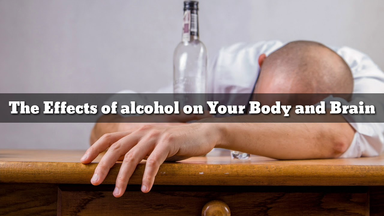 the dangers and effects of alcoholism
