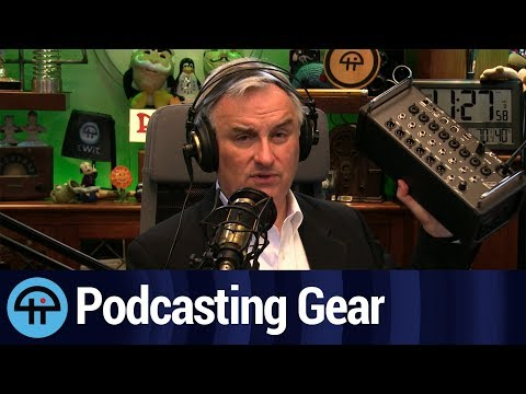 Gear for Starting a Podcast
