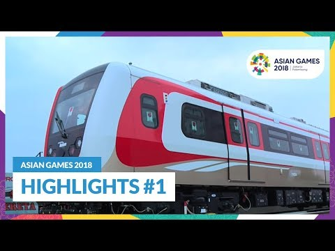 Asian Games 2018 Highlights #1