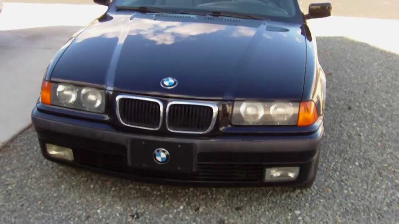 BMW E I Convertible YouTube - 1997 bmw 328i convertible