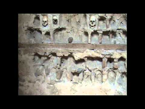 Ćele kula u Nišu (Wall made of human skulls in Niš, Serbia)