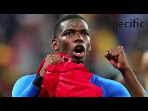 Paul Pogba Dedicates France Win To Thai Cave Survivors