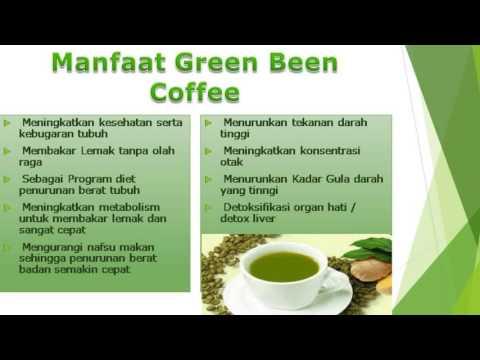 DR.OZ angkat bicara manfaat Green Coffee