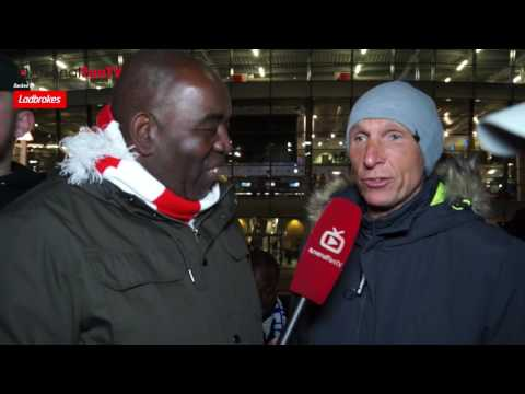 Arsenal 1 Leicester City 0 - Pleased With Monreal He Always Gives 100% Says Lee