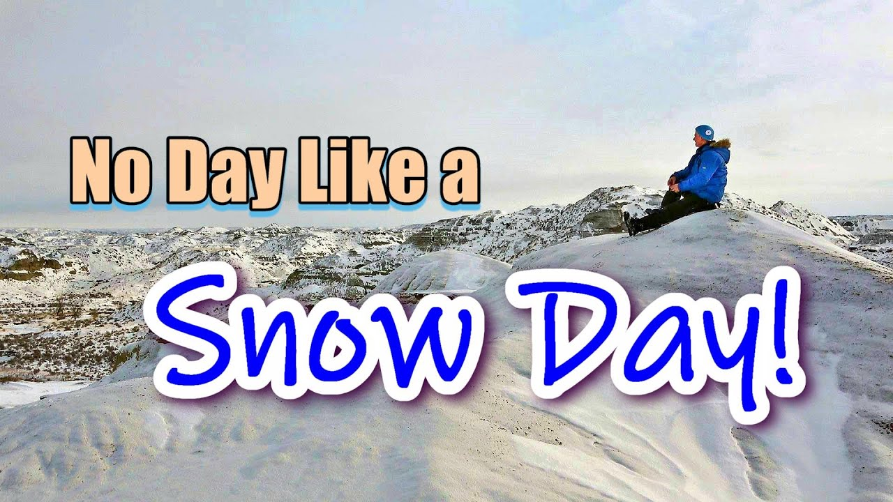 No Day Like a Snow Day!