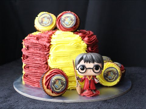 Easy Harry Potter Cake Recipe