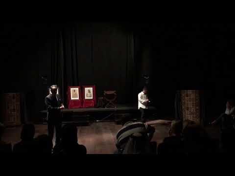 Hamlet, Polonius Questions Hamlet, Act 2 Scene 2, Doha Players