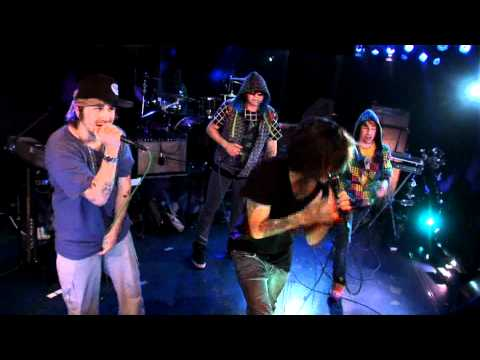 Brokencyde - Get Crunk - Live On Fearless Music HD