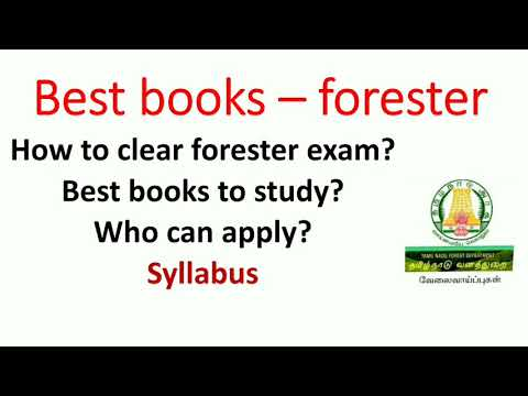 TNFUSRC BEST BOOKS | FORESTER 300 POSTS