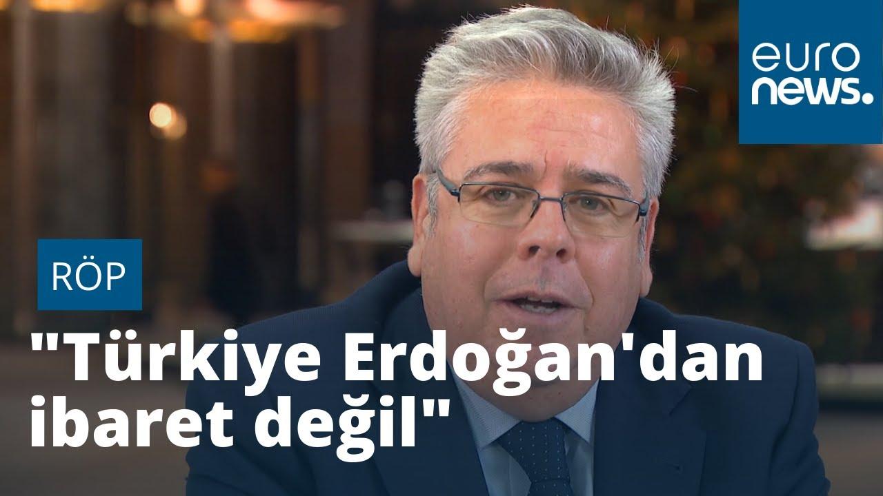 Avrupa Parlamentosu yeni Türkiye Raportörü Amor: Türkiye Erdoğan'dan ibaret değil