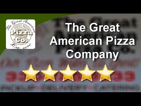 The Great American Pizza Company Brunswick          Outstanding           5 Star Review By Teej...