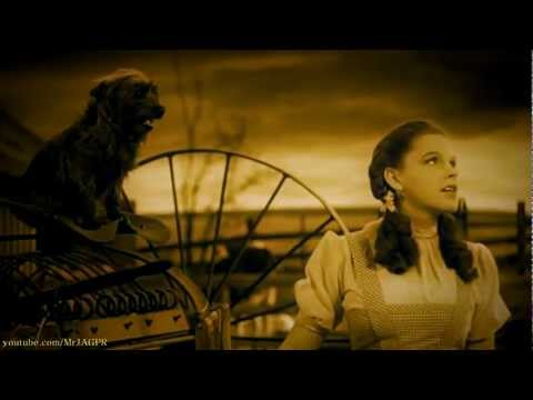 Judy Garland - Over The Rainbow ( HD / Best quality / audio and video )
