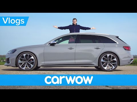 Audi RS4 - see which options YOU chose for my new daily driver | Mat Vlogs