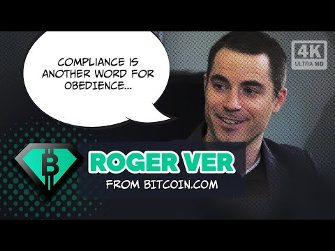 Roger Ver - Bitcoin Cash: Maximalism, Censorship & Nouriel Roubini reaction