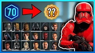 Star Wars Battlefront 2 Updated Collection! - The Rise of Skywalker