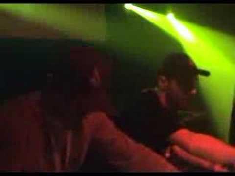Live KOALISION(communiqué records-Lyon)@Haloween2007
