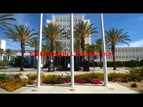 California State University Fullerton Campus Tour