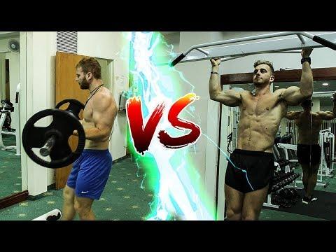 משקולות או משקל גוף - מה הכי טוב?!