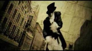 Billy Corgan Walking Shade