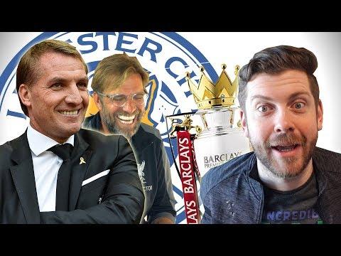 Brendan Rodgers Leaves Celtic for Leicester???