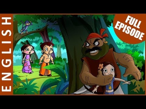 Princess Kidnapped - Chhota Bheem in English
