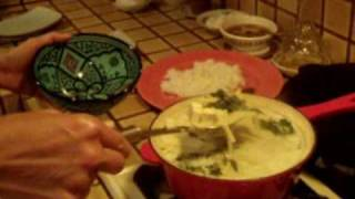 Thai Green Curry With Tofu