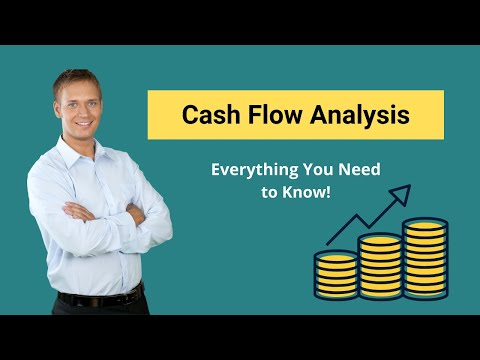Cash flow Analysis What is Cash Flow Analysis? Examples - YouTube