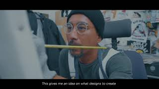 """Process""  Ocean Led Dreams. IGTV featuring Sho Watanebe & Cloveru."