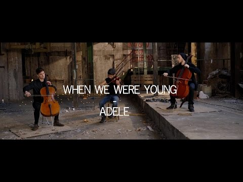 Ember - When We Were Young Adele Cover Violin and Cello
