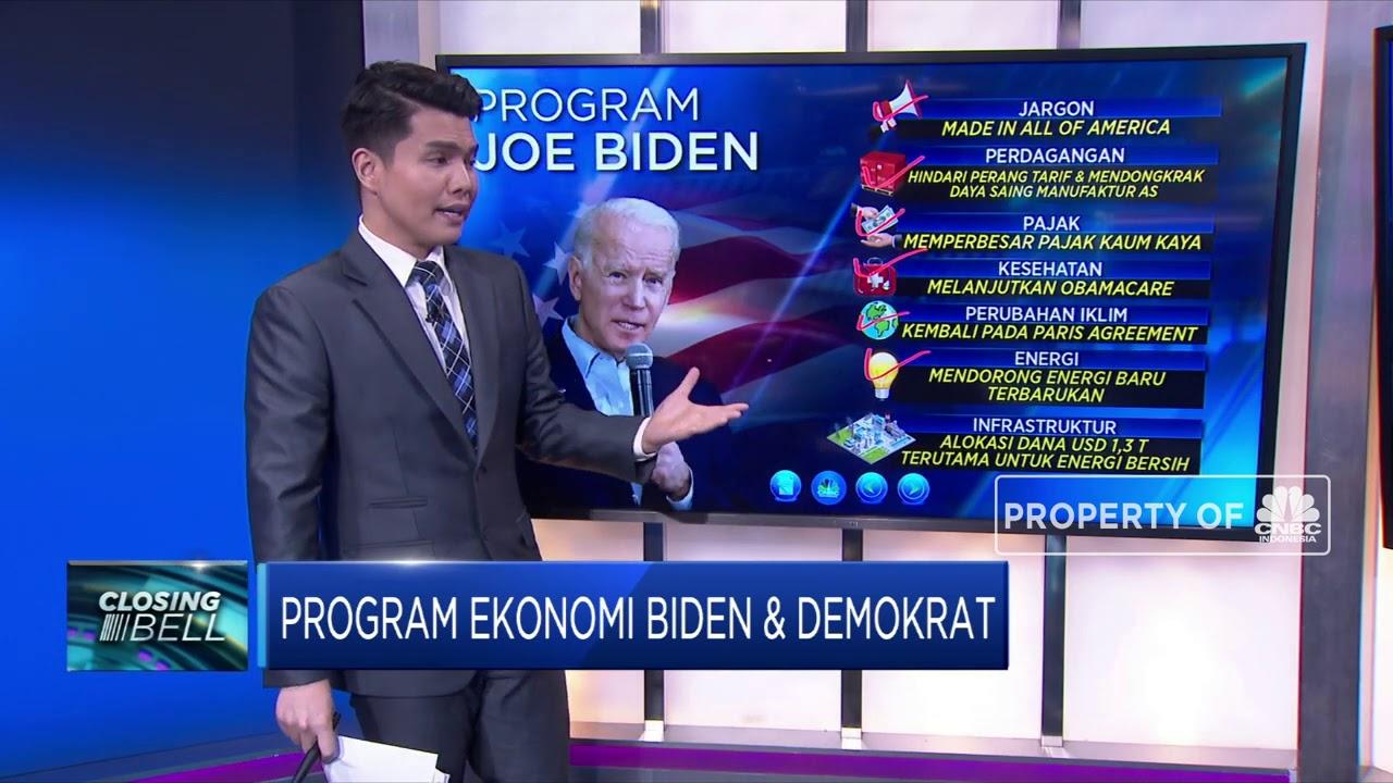 Program Ekonomi Biden & Demokrat