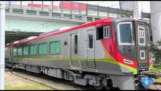 【4K甲種輸送】JR四国2700系×6両川崎重工出場 2020.7.30