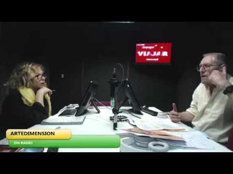 """""""ARTEDIMENSION"""" con SOFIA SAFDIE por On Radio 07-11"""