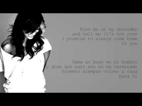 Christina Perri - Miles (lyrics/letra)