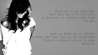 Christina Perri - Miles (lyrics/letra)