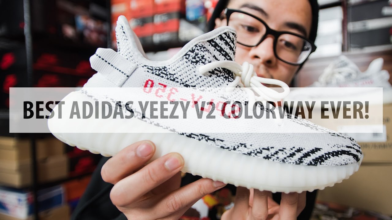 0cf26a5cdf5a3 THE BEST ADIDAS YEEZY V2 COLORWAY EVER!