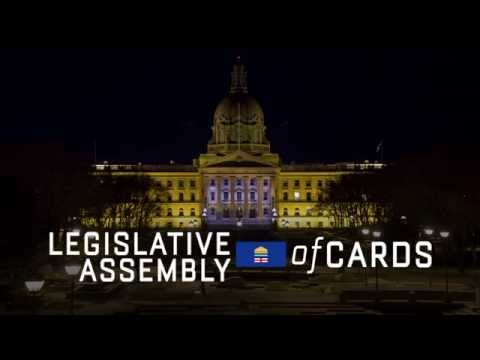 Legislative Assembly of Cards