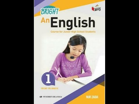 Kunci Jawaban Buku Bright And English Course For Junior High School Students Halaman 31 Youtube