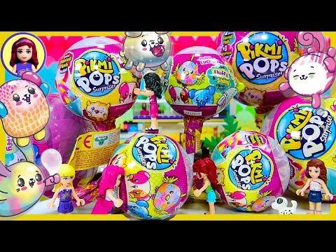 Pikmi Pops Surprise Lollipops Blind Bag Rare Super Shiny at Livi's Popstar House Kids Toys