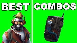 BEST SKIN BACK BLING COMBOS WITH STAR LORD!!!! | Fortnite Marvel | Fortnite Battle Royale
