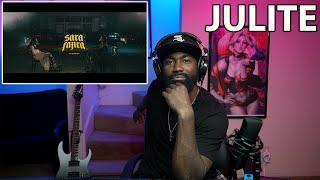 Download lagu Sara Fajira feat. DJ Tripleks REACTION - JULITE (Official Music Video)