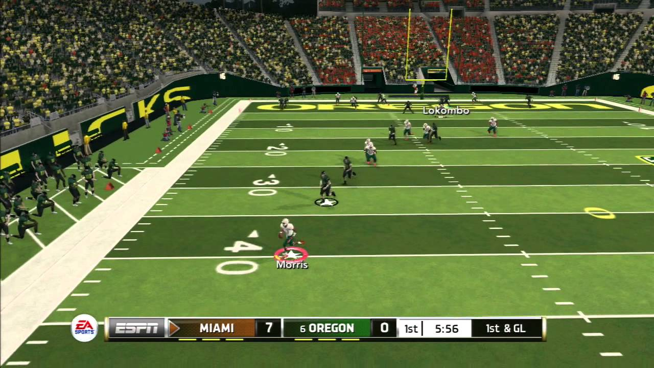 NCAA Football 14 Best Players