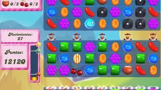 Candy Crush Saga - Nivel 738