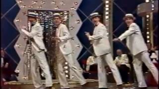 Részletek, zenés televíziós felvételekből (1990-1995)